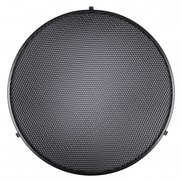 Aluminum 10 Degree Honeycomb Grid for 7 Inch Reflector Diffuser Beauty Dish