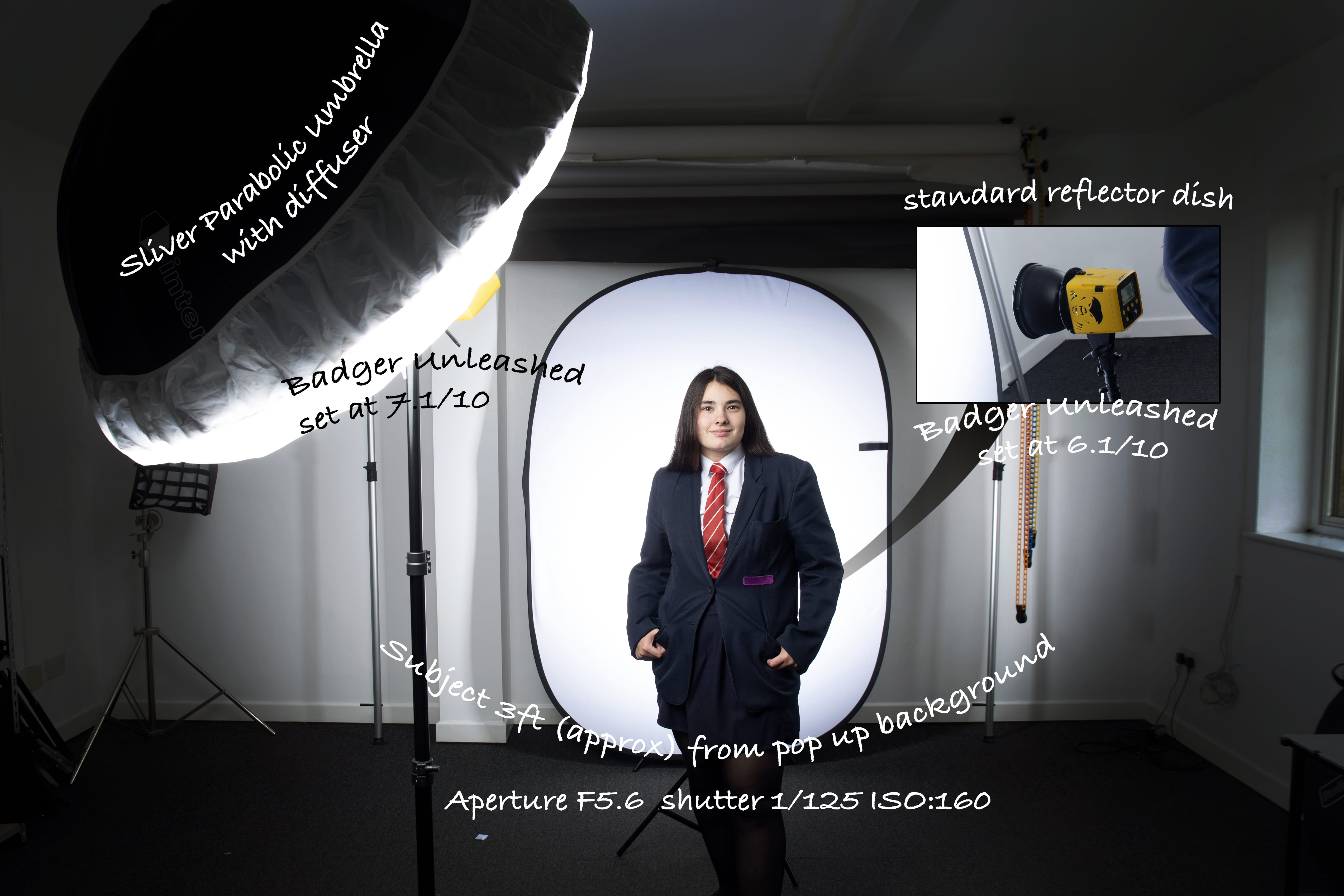 How To: Take School Photography Portraits